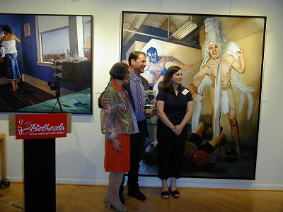 Bethesda Painting Prize Awards