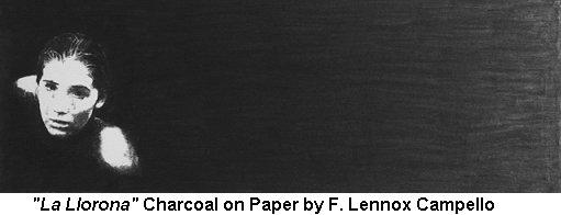 La Llorona by F. Lennox Campello