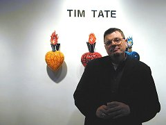 portrait of Tim Tate