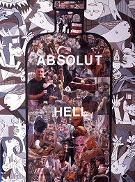 Absolut Hell by Helen Zughaib