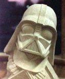 Darth Vader Bust by Plunkett