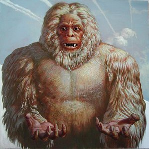 Yeti by John Jacosbmeyer