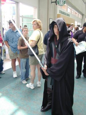 Dark Sith Lord in San Diego