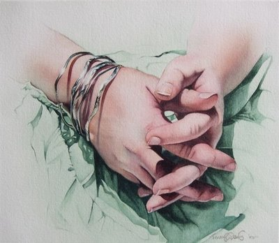 Watercolor by Jenny Davis
