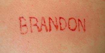 Mary Coble's Brandon