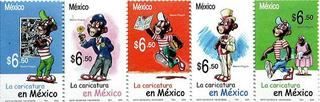 Offensive Mexican stamp