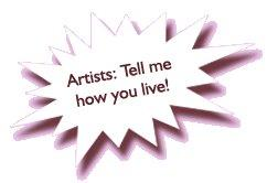 How Do Artists Live?