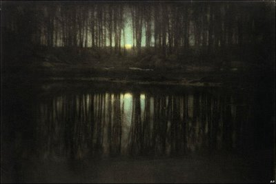 Pond Moonlight by Steichen