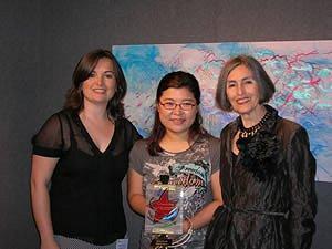 Jiha Moon Wins 2005 Trawick Prize