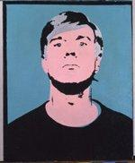Warhol image courtesy of the Corcoran